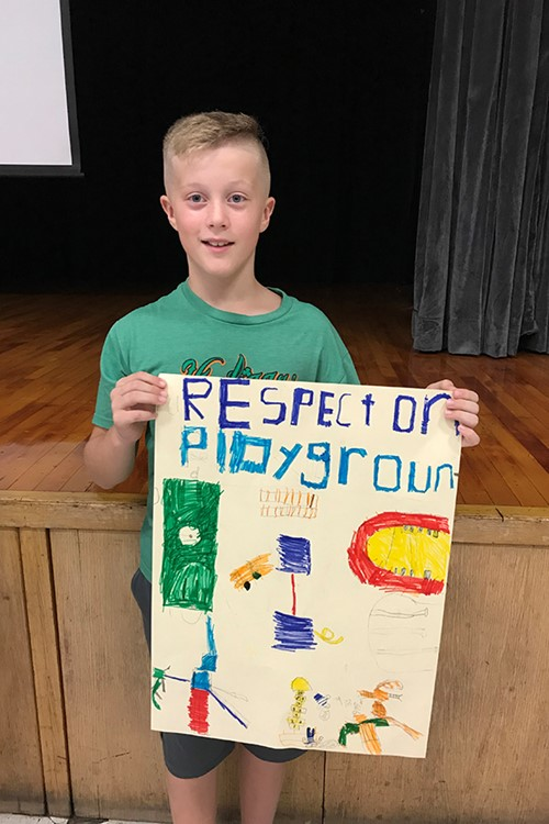 AGM respect assembly