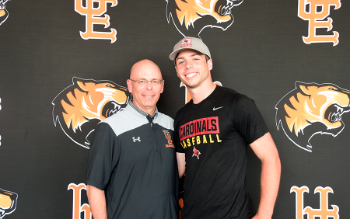 Dom and Coach Harkness