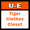 Tiger Clothes closet