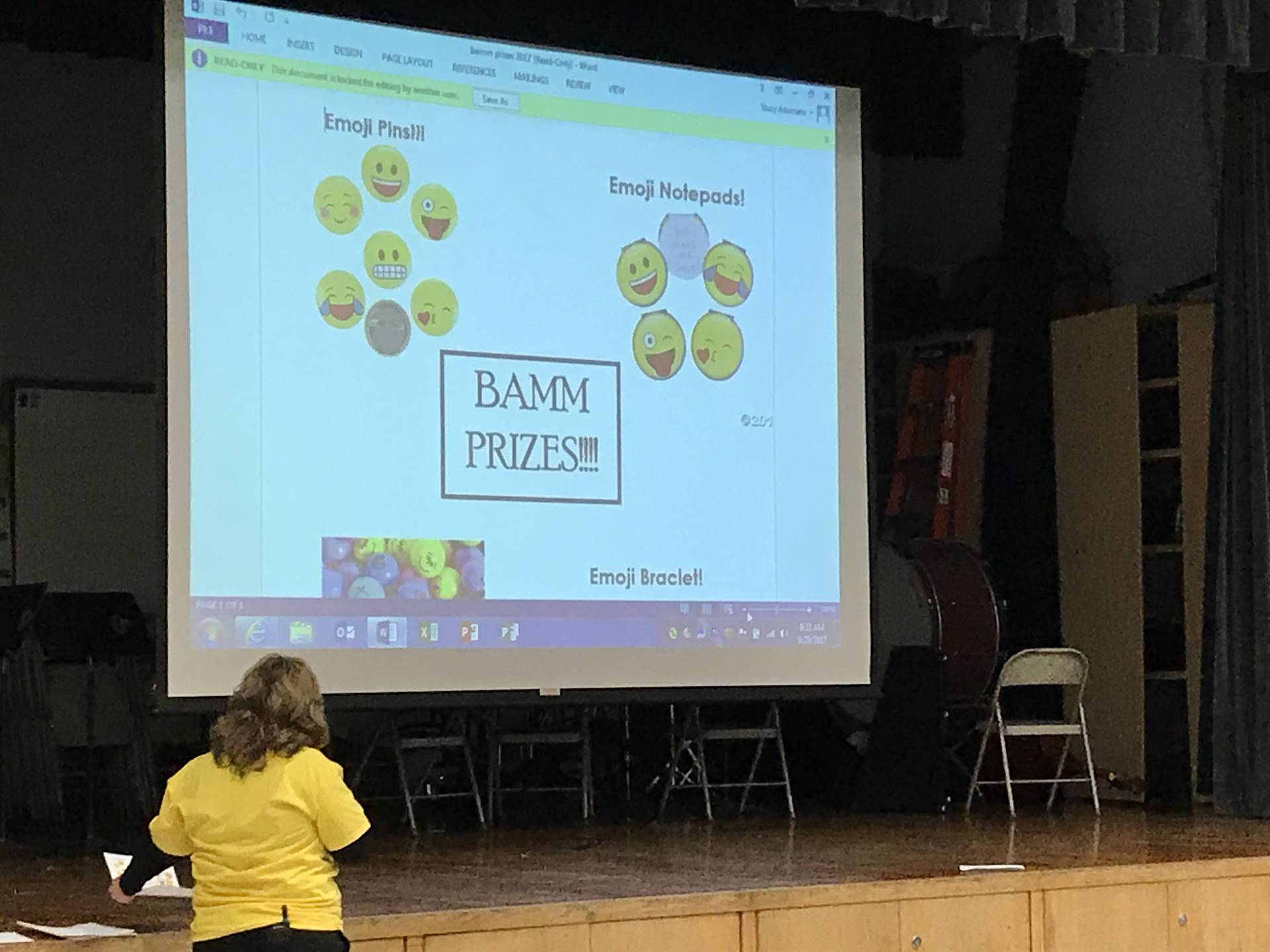 You can win Prizes for participating in BAMM (Be A Math Master)