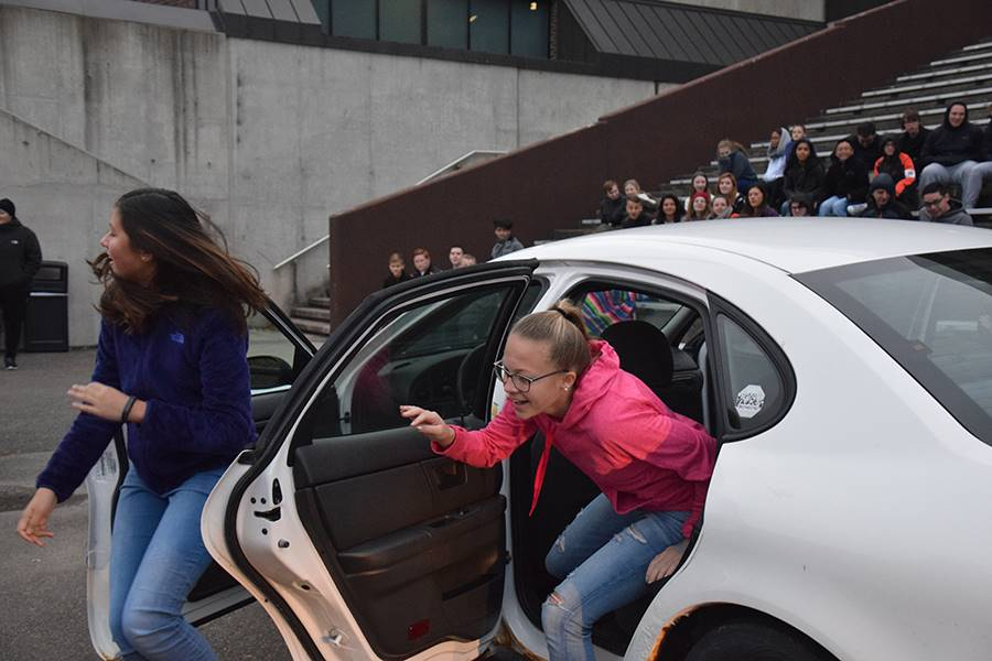 Teen Driver Safety at UEHS