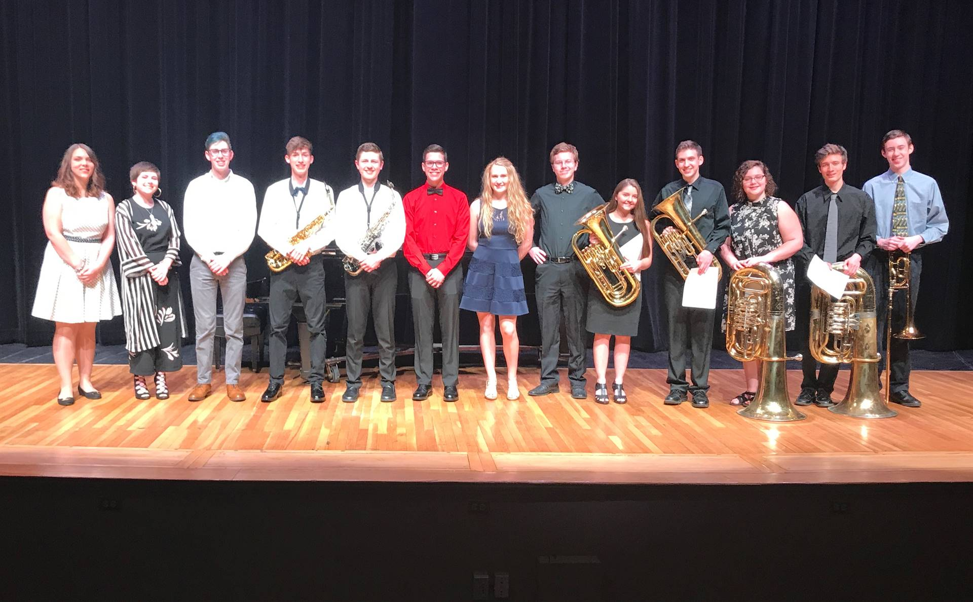 NYSSMA Honors Recital