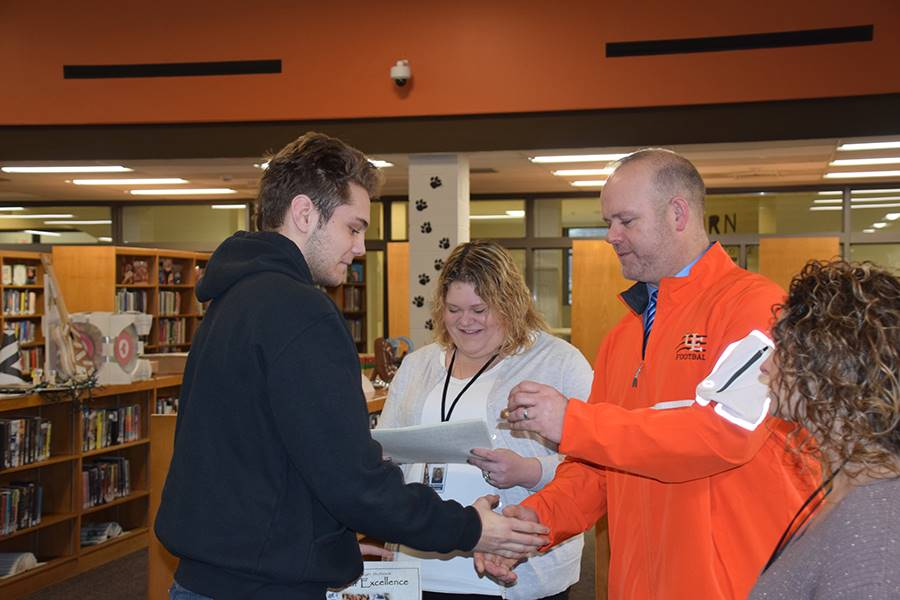 UEHS Student Recognition