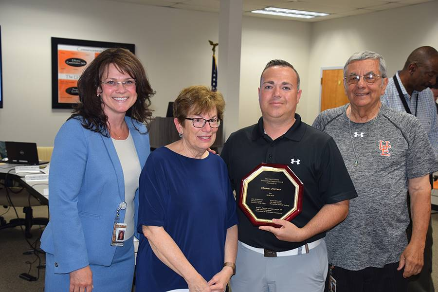 BOE Employee Recognition 2019