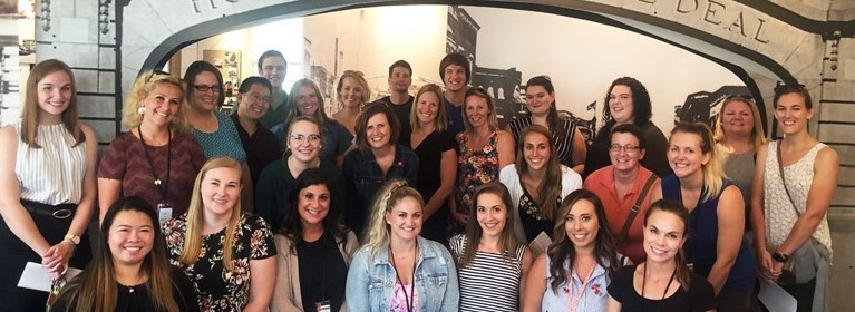 U-E welcomes our newest teaching Tigers!