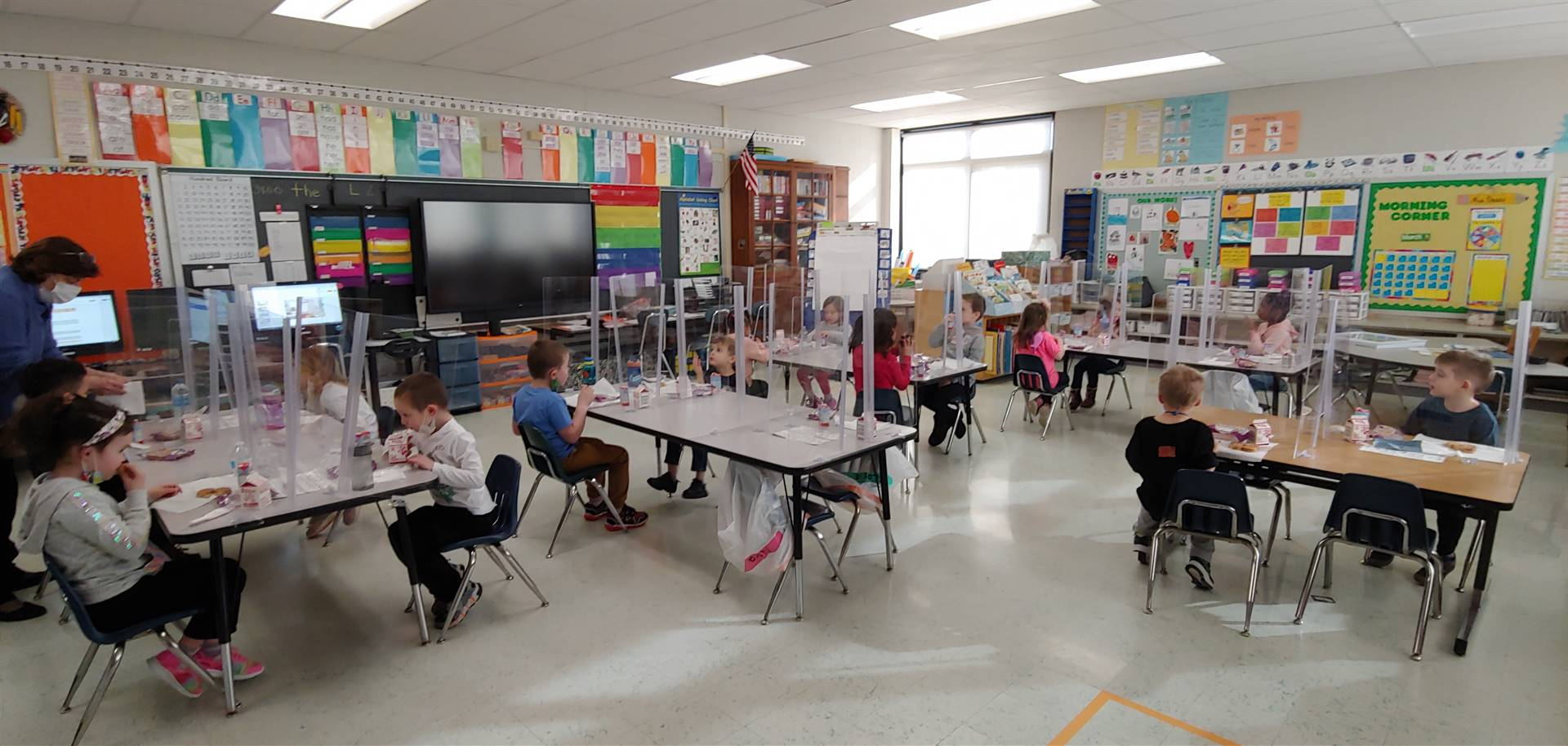 K-2 First day 2021