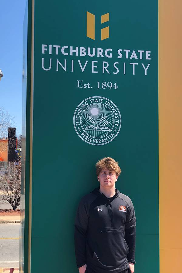 Dylan Cosner - Fitchburg State University