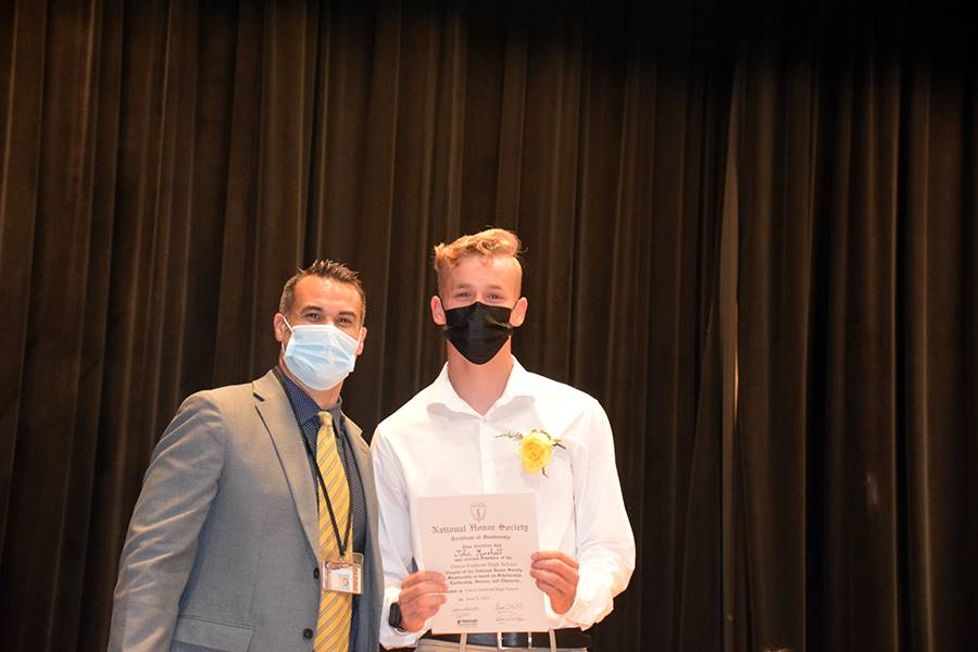 NHS 2021 Induction
